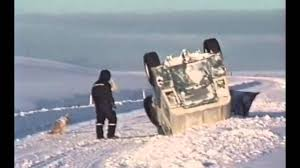 older land rover discovery old land rover with snow plow youtube
