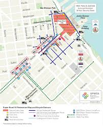 Bart Lines Map by Getting Around During Super Bowl 50 Sfmta