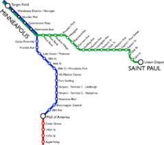 portland light rail map metro minnesota wikipedia