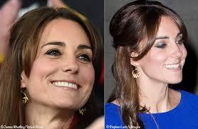 catherine zoraida earrings kate catherine zoraida fern hoop earrings blue saloni london dress