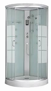 cabina doccia roma cabina idro 蘯 cerchio cristallo serigrafate 5 mm 80x225x80