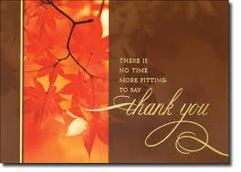 thanksgiving cards uncommon ways