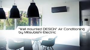 mitsubishi wall mounted air conditioner mitsubishi electric premium design msz ef kirigamine zen youtube