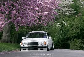 lowered mercedes 190e mercedes w124 300ce beautiful vehicles pinterest toms cars