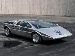 maserati turquoise maserati boomerang 1972 u2013 old concept cars
