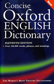 Oxford Press Desk Copy Concise Oxford English Dictionary With Cdrom By Oxford University