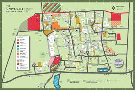 Mississippi State University Campus Map by Struggles Of Every Uri Student
