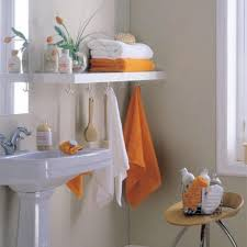 bathroom shelving ideas for small spaces bathroom closet shelving idea doble white sink and faucet white