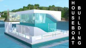 Houseboat Floor Plans by The Sims 3 Into The Future Houseboat Building S S Shapes