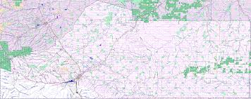 Colorado County Map by Bridgehunter Com Las Animas County Colorado