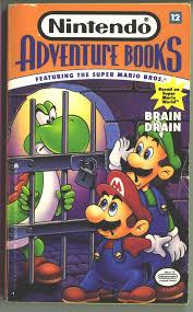 nintendo adventure book 12 brain drain