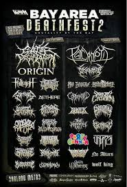 Metal Band Memes - this death metal band has the least death metal logo possible