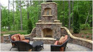 backyards cool amazing outdoor fireplace designs part 2 112