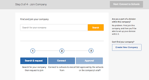 how to create a new company profile u2013 handshake help center