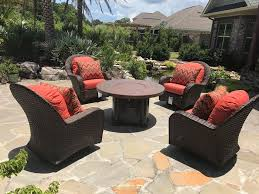 Outside Patio Table Think Outside Patio Furniture More Home