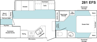 2006 Keystone Cougar Floor Plans | 2006 keystone cougar fifth wheel rvweb com