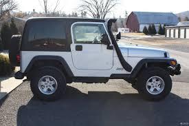 jeep snorkel install snorkel