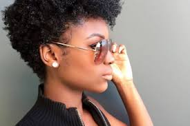 black tapered haircuts for women natural hairstyles for black women over 50
