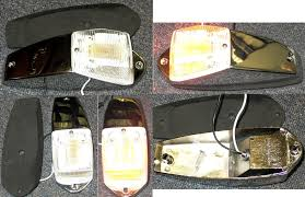 Teardrop Cab Lights by 42 52 Fordtruck