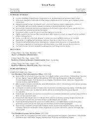 Admin Resume Examples by Sample Resume Administrative Support Free Resume Example And