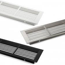 l ftungsgitter k che lüftungsgitter aluminium 500x86 mm lüftungsblech stegblech gitter