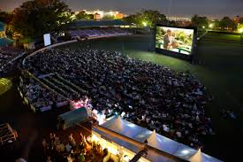 Sunset Cinema Botanic Gardens The Sunset Cinema Coming Wollongong Program Two Fish Out Of