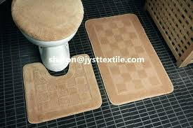 Hotel Collection Bathroom Rugs Hotel Collection Bath Rug Coffee Luxury Reserve Collection Toilet