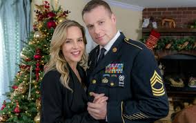 hallmark movies and mysteries u0027christmas homecoming u0027 premiere