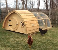 hobbit hole chicken coops and more