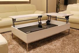 Space Coffee Table Save Space Coffee Table Mechanism Hinge With Gas B06 In Pop