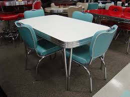 kitchen tables furniture cool retro dinettes