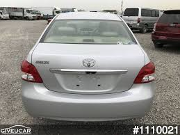 toyota bank login used toyota belta from japan car exporter 1110021 giveucar