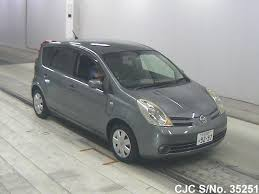 nissan note 2005 nissan note 1 5 2005 technical specifications interior and