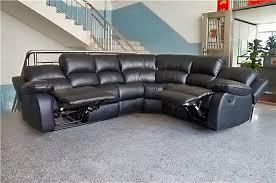 Leather Sofa Set On Sale On Sale Sectional Black Bonded Leather Sofa Set 1195 00 Uncle