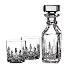 barware sets buy crystal barware sets from bed bath beyond
