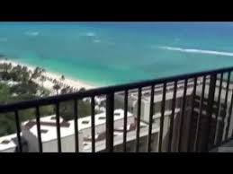 Tapa Tower 1 Bedroom Suite Hilton Hawaiian Village Tapa Tower Ocean View Images Youtube