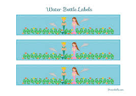 thanksgiving water bottle labels free mermaid birthday party printables from printabelle catch my
