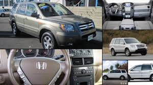 2008 honda pilot ex l news reviews msrp ratings with amazing