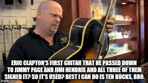 Pawn Shop Meme - breathtaking and inappropriate every episode of pawn stars in one meme