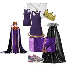 Evil Queen Costume Evil Queen Running Costume Polyvore