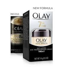 Olay Eye olay total effects 7 in one anti aging transforming eye