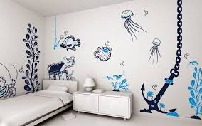 impressive paint ideas for basement walls design bedroom tv wall