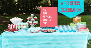 oh the places you ll go graduation party oh the places you ll go a seuss style party