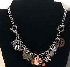 charm necklace vintage images The vintage halloween store creepy costumes accessories jpg