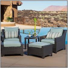 Patio Chair With Hidden Ottoman Patio Chairs With Hidden Ottomans Chairs Home Decorating Ideas