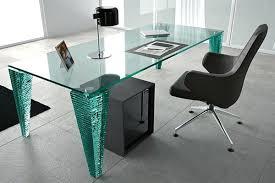 Portable Office Desks Glass Office Desk Frosted Glass Office Desk Tempting Modern Glass