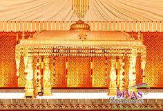Wedding Backdrop Coimbatore Vipin Photography 2 Pelli Mandapam Pinterest Photography