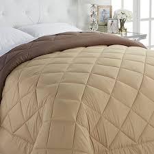 Washing Down Alternative Comforter Concierge Collection Reversible Down Alternative Diamond Comforter