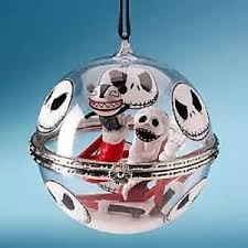 nib 2009 nightmare before bauble ornament limited