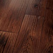 3 4 homerwood smoked floors solid specialties amish handscraped